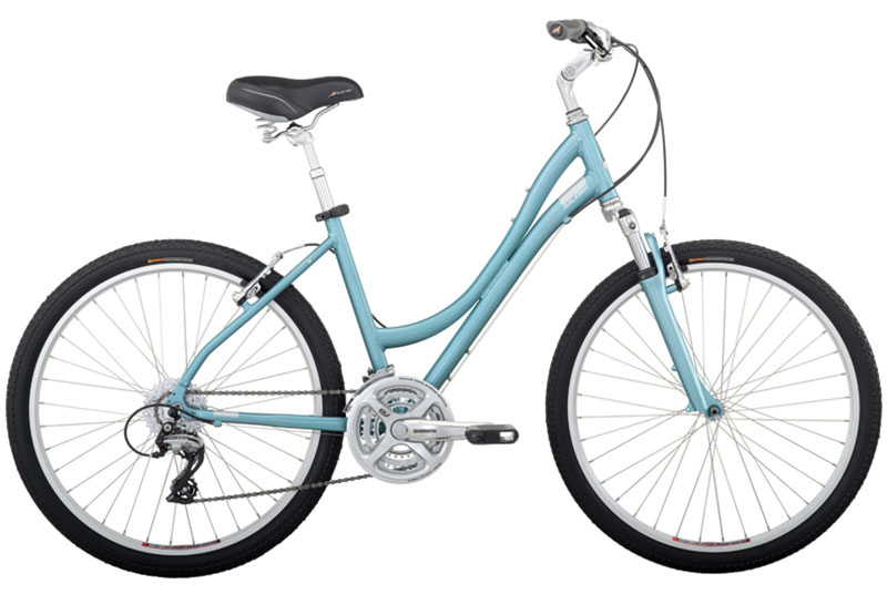 tipos de bicicleta - comfort