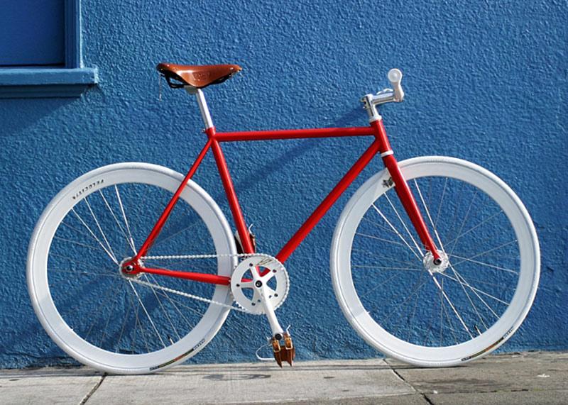 tipos de bicicleta - fixa