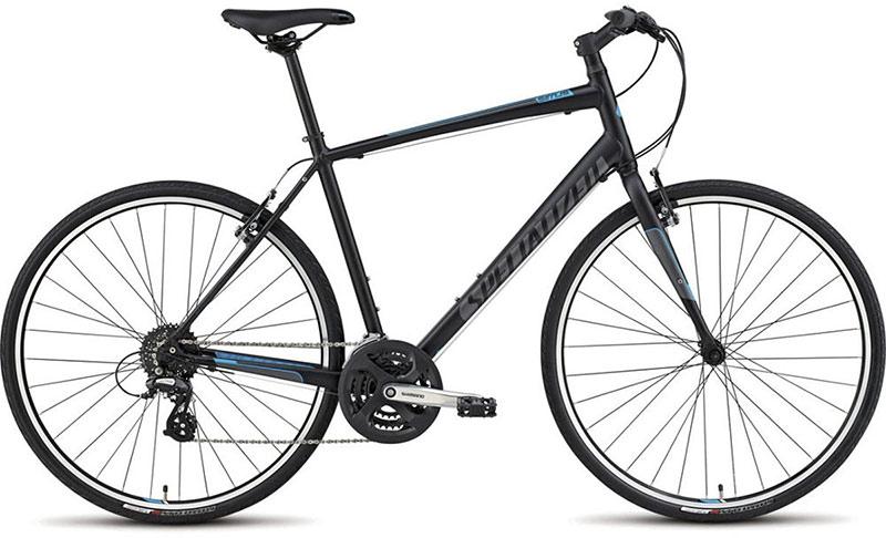 tipos de bicicleta - híbrida