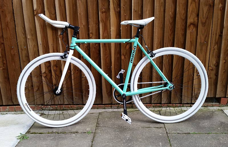 tipos de bicicleta - single speed