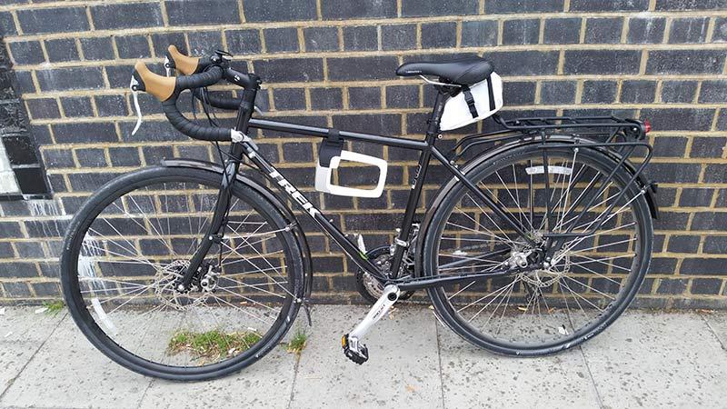 tipos de bicicleta - touring