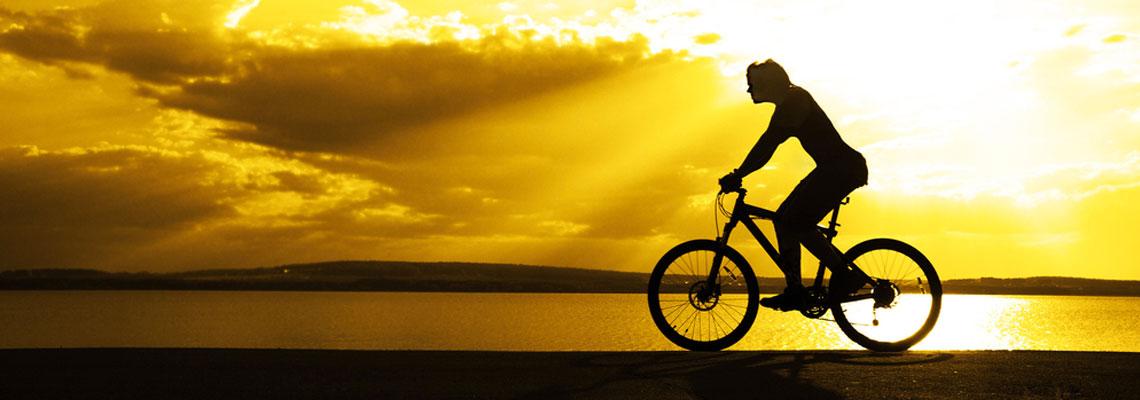 Você precisa de vitamina D e a bicicleta pode ser a solução