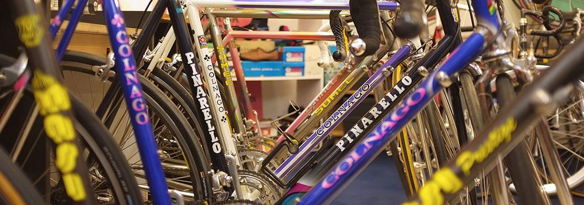 Conheça a loja (ou templo) que é um paraíso dos ciclistas