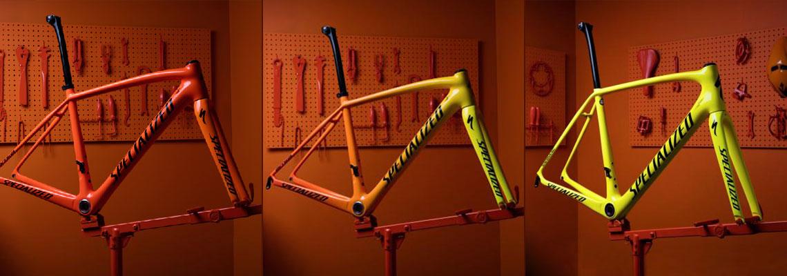 Inspirada na tocha, bikes de brasileiros mudarão de cor na Rio 2016