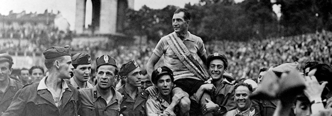 Gino Bartali, a lenda que pedalou para salvar judeus da guerra