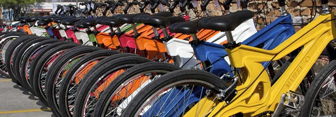 Com plástico reciclado, parceria entre Braskem e Muzzicycle gera novas bicicletas