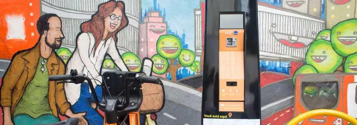 Com contratos vencidos, bikes compartilhadas de SP sofrem degradação