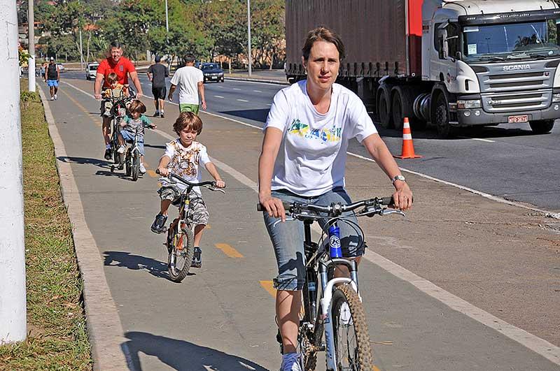 Belo Horizonte aprova plano para ampliar uso de bicicletas até 2020