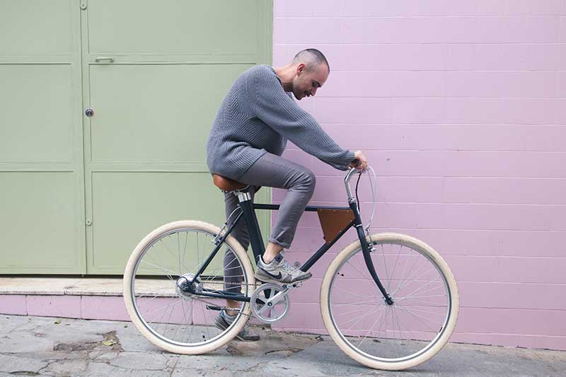 Bicicleta Elétrica Vela