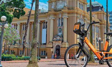 Bike Itaú POA