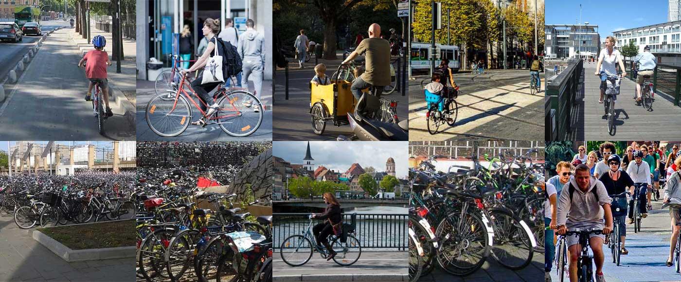 As 10 cidades que mais abraçam o ciclismo no mundo