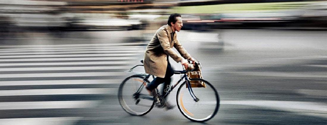 Já tem lugar pagando quem vai trabalhar de bike