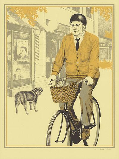 cartaz bike