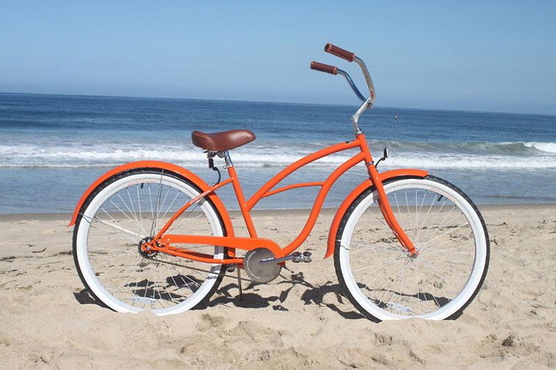 tipos de bicicleta - beach cruiser