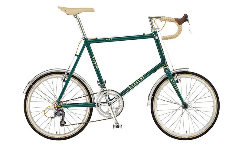 tipos de bicicleta - mini velo