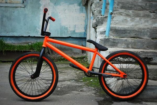 tipos de bicicleta - bmx