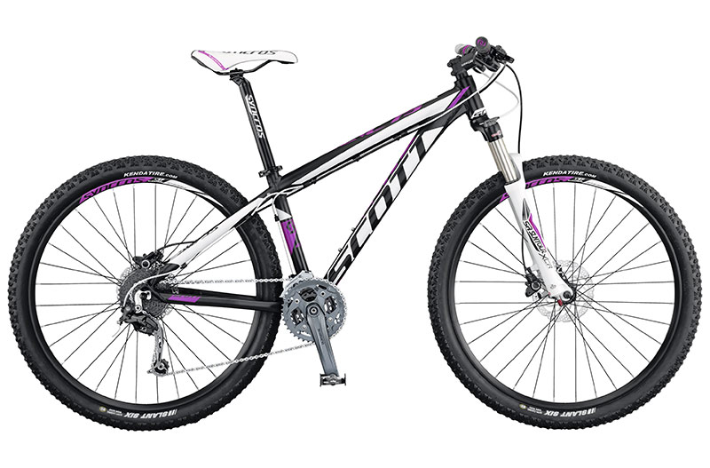 tipos de bicicleta - hard trail