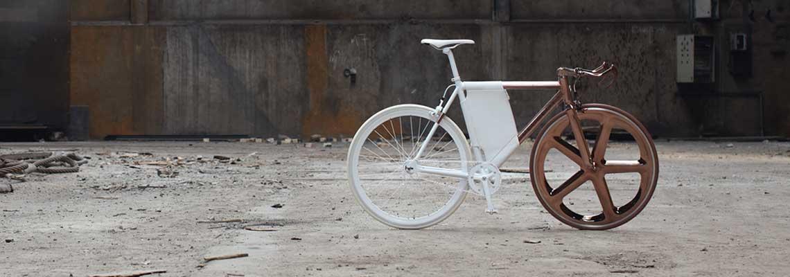 Fabricante histórica, Peugeot inova em design de nova bike