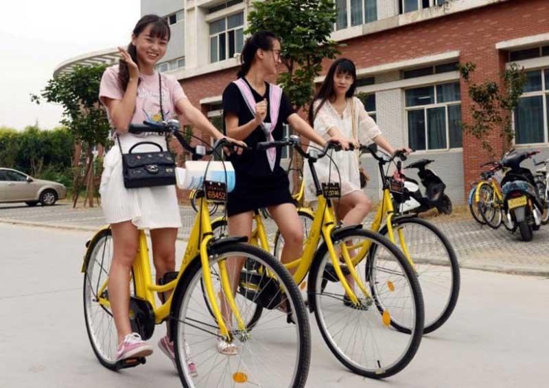 ONU faz parceria com chineses para incentivar uso de bicicletas