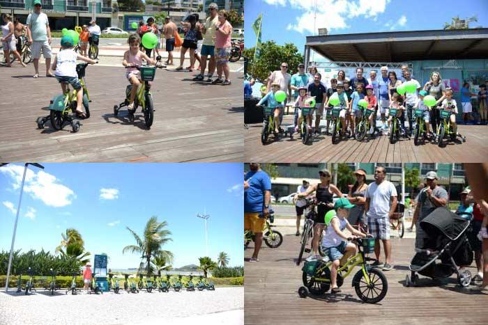 Bike Vitória Kids