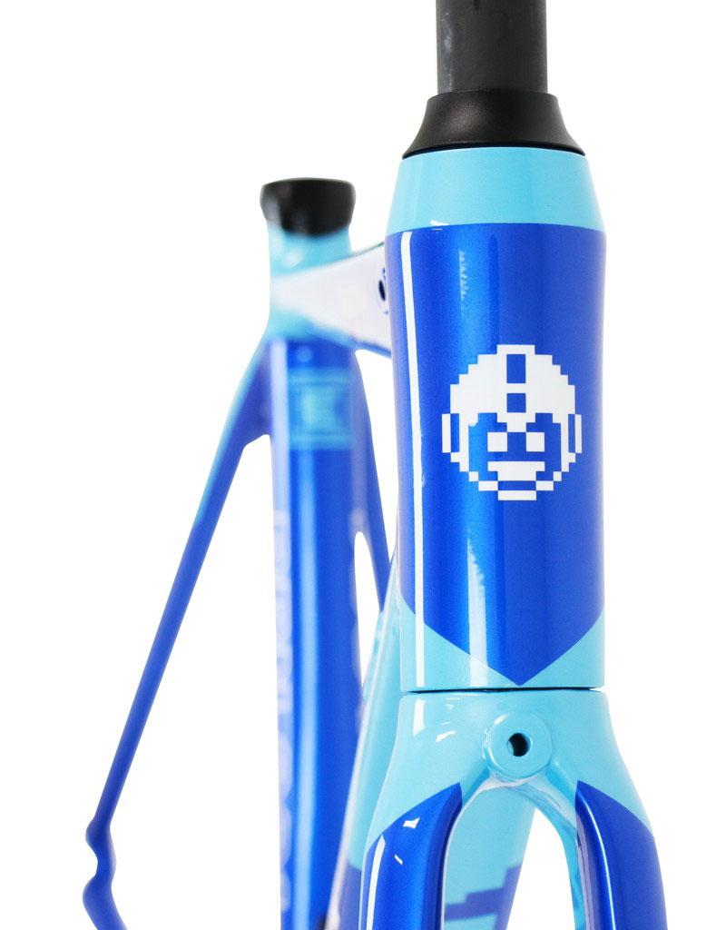 Bicicleta Mega Man