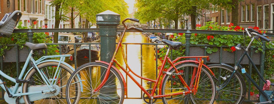 Como Amsterdã se tornou a capital mundial do ciclismo