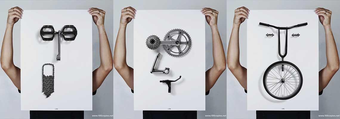 As peças da sua bike também viram emojis