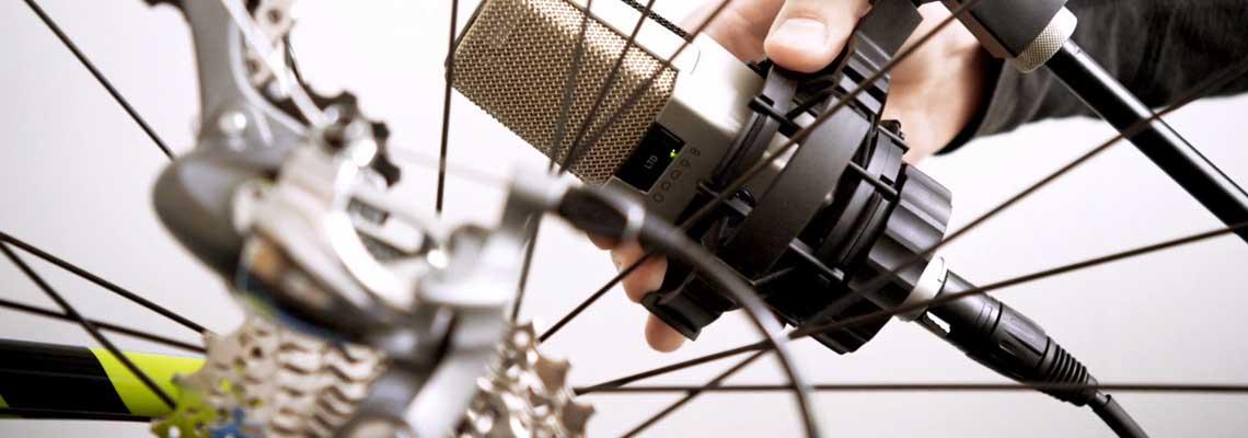 Sua bike também faz música e você nem sabia