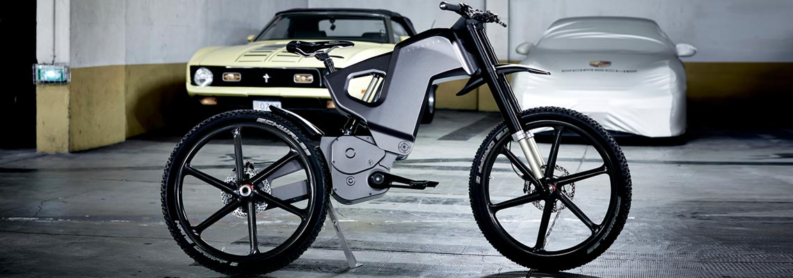 Trefecta DRT: a bike elétrica high-tech de 25 mil dólares