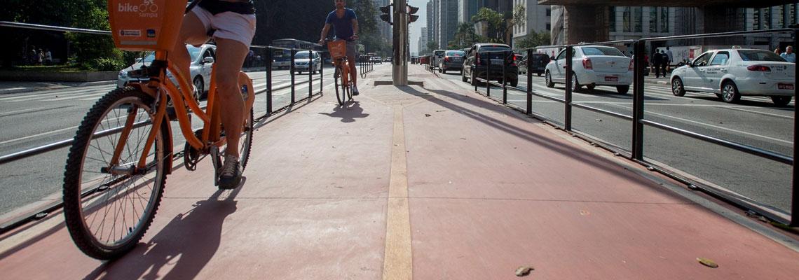 Doria já planeja mudanças na malha cicloviária de São Paulo