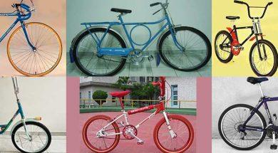 Relembre as bicicletas que todo mundo teve (ou quis ter) no Brasil
