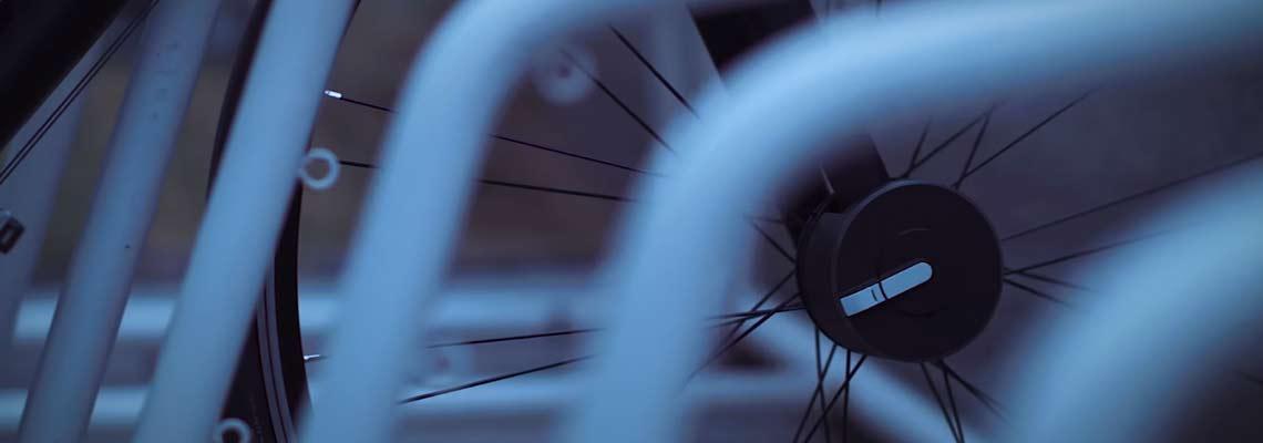 Invenção coreana permite o bloqueio da sua bicicleta pelo celular